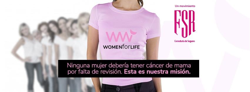Imagen de la noticia WOMEN FOR LIFE