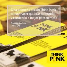 Imagen de la noticia ¿Por qué Think punk?